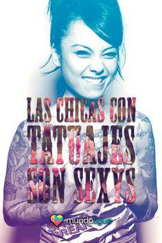 ¡Y tan sexys!  #live #vida #sexy #tattoo  www.mundoligue.com es la mejor red social para conocer gente nueva cada día, con la que compartir amistad, relaciones o vivir nuevas experiencias.