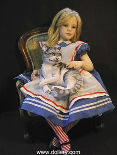 С Днем Рождения Льюис Кэрролл ! / Красивые картинки, фото кукол / Бэйбики. Куклы фото. Одежда для кукол