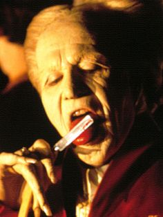 Bram Stoker's Dracula. My favorite version and masterfully played by the genius himself...Gary Oldman.