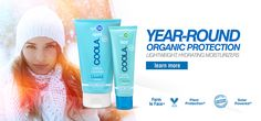 Healthy, year-round sun protection!