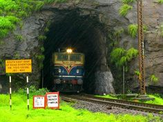 Konkan Railway -A must ride before u become old