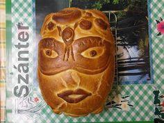 Karneváli kenyér.