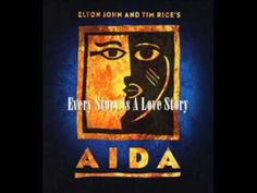 ▶ Aida - Every Story is A Love Story and Fortune Favors The Brave - YouTube