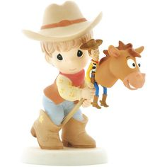 Precious Moments Disney Toy Story Rounding Up A Gang Full Of Fun $65.00