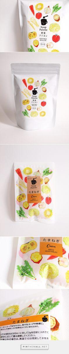 野菜たっぷりスープが簡単に作れる「スープパレット」 – Kawacolle かわいいデザインのコレクションサイト. Curated by Packaging Diva PD. Assorted soup palette