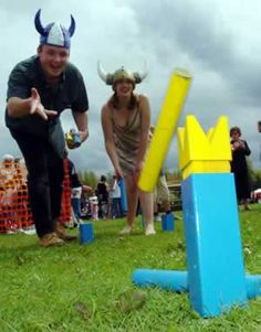Kubb - the addictive outdoor game from Sweden that is perfect for all ages