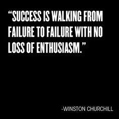 Success Failure Quote