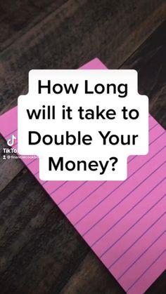 Financial Budget, Financial Peace, Financial Success, Financial Literacy, Financial Planning, Ways To Get Money, Money Tips, Money Hacks, Easy Money Online