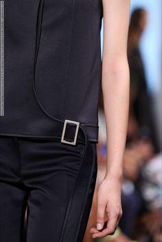 Derek Lam (Spring-Summer 2015) R-T-W collection at New York Fashion Week (Details)  #DerekLam #NewYork