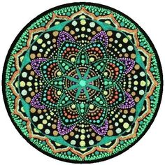 ... Mandala Painting, Dot Painting, Mandala Art, Lotus Mandala Tattoo, Rangoli Patterns, Spirograph, Mandala Rocks, Kaleidoscopes, Mandala Coloring