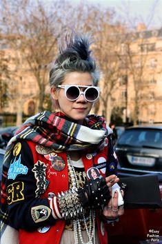 Neo Punk via Easy Fashion