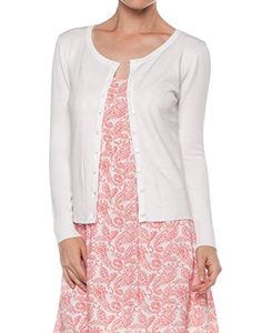 A.S PLUS Size Good Weight Sweater Knit Crew-Neck Long Sleeve Cardigan-White-3XL/XXXL. Get a Versatile Look with this Cardigan. Pair with Pants, shorts, Skirt or Dress. Sense PLUS Size High Density Sweter Knit Button Down Open Front Cardigan. Imported, Hand or Machine Cold, Hang or Line Dry. Crew Neck Line. Flattering on your body. Do not miss our new listing Sale. Good Weight Sweater knit Simple Basic Fitted Silhouette outerwear Cardigan Jacket. Model wears Junior size SMALL.