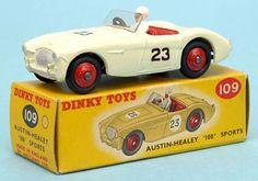 dinky toys 109 - Google zoeken