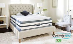 Simmons Beautyrest Recharge Mattress Sets from $529.99–$999.99. Free White Glove Delivery. 20-Year Warranty.