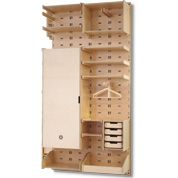 raw studio.  Klik™ is a modular storage system with literally hundreds of possibilities from office