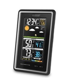 ffc6c418629 Vertical Color Wireless Weather Station by La Crosse  Basic Weather  Instruments from Wind   Weather
