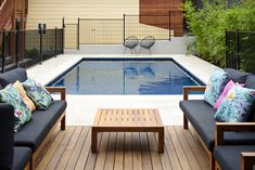 Summer relaxation areas Outdoor Furniture Sets, Outdoor Decor, Pools, Relax, Patio, Summer, Home Decor, Homemade Home Decor, Swimming Pools