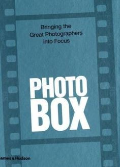 """Photobox: Bringing the Great Photographers into Focus  Roberto Koch  """"PhotoBox"""" presents a collection of 250 photographs by 200 of the world's most prominent photographers, ranging from legendary masters to contemporary stars, in an appealing format with a portfolio binding. Photographers include Ansel Adams, Richard Avedon,Yann Arthus-Bertrand, Henri Cartier-Bresson, Elliot Erwitt, Robert Frank, Nan Goldin, David LaChapelle, Annie Leibovitz, Helmut Newton, and many more. Each image is ..."""