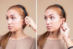 Na ušních boltcích aktivujete funkce různých orgánů. Tím vylepšíte své zdraví, a tak zmenšíte i množství vrásek; Jakub Jurdič