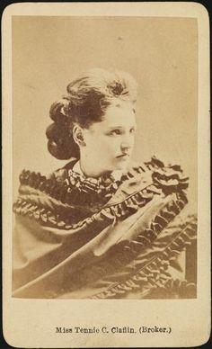 Miss Tennie C. Claflin (Broker)