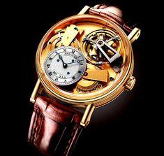 Breguet FUSEE TOURBILLON TIMEPIECE, Breguet Timepieces and Luxury Watches on Presentwatch