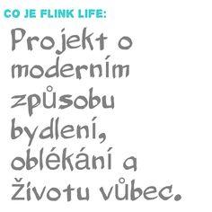 O čem je Flink Life