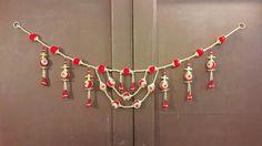 Diwali Candles, Krishna, Diy Design, Tassels, Beads, My Favorite Things, Decoration, How To Make, Crafts