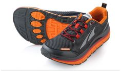 Pre-order now! The Men's Olympus, Max-Cushioned Trail Shoe Ships January 25th 2014