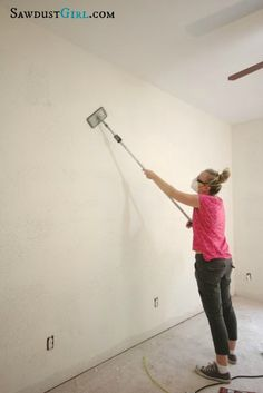 How to get rid of ugly wall texture - Skim Coating... I have to do this to my entire house and I'm not looking forward to it AT ALL!