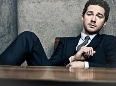 i have paul rudd syndrome with shia...there is just something so sexy about him
