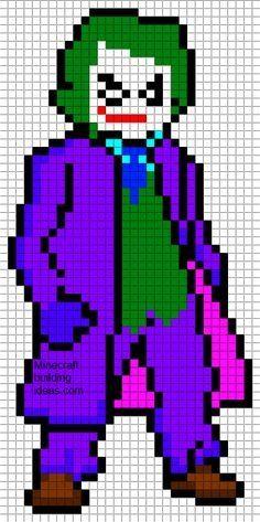 Joker hamma beads