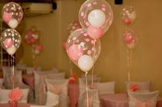 Dizem por ai que festa sem balão não é festa. As opções de decoração com balões…