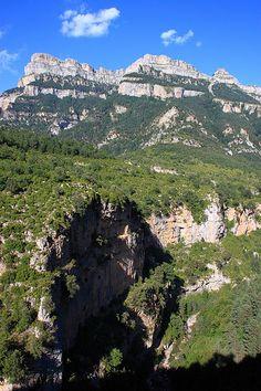 Cañon del Añisclo, Parque Nacional de Ordesa y Monte PerdidoHuesca Spain