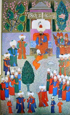 OĞUZ TOPOĞLU : sultan orhan'ın cülusu, hünername ali çelebi minya...
