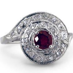 The Asha Ring #BrilliantEarth