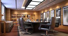 Simple y elegantes salas de reuniones