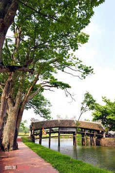 Thanh Toan Bridge - Hue deluxegrouptours.com
