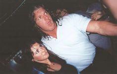 Stephanie & Triple H on the beginning