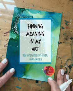 This is such a meaningful post about healing through art and how to do it. I'm inspired!