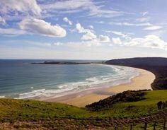 Best Beach + Mountains: New Zealand