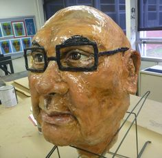 The Big Head Project « WVartist's Weblog