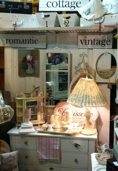 love the lamp shade. The shutter shelf is cool idea