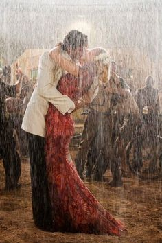 Romantic photos of kisses part4 rain13 Romantic photos of kisses {Part 4} in the rain