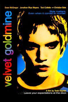 Velvet Goldmine by Todd Haynes.