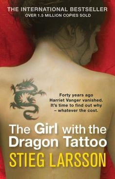 The Girl with the Dragon Tattoo Millennium Trilogy Book 1 Stieg Larsson: Books I Love Books, Great Books, Books To Read, My Books, Amazing Books, Music Books, Book 1, The Book, Book Title
