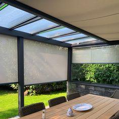 Backyard Pergola, Backyard Landscaping, Timber Roof, Getaway Cabins, Patio Interior, Outdoor Living, Outdoor Decor, Pergola Designs, Architecture