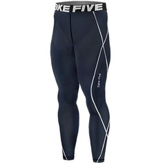 >> Click to Buy << New Premium  TakeFive Men's Compression Skin Tight Long Sleeve Pants 189 #Affiliate