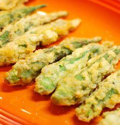 ビールが止まらない!オクラのおつまみフライレシピ Concrete Crafts, Cooking Recipes, Healthy Recipes, Time To Eat, Tempura, Japanese Food, Guacamole, Food And Drink, Tasty
