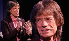 Mick Jagger attends screening of James Brown biopic Get On Up