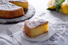 Ricetta Torta al limone - La Ricetta di GialloZafferano